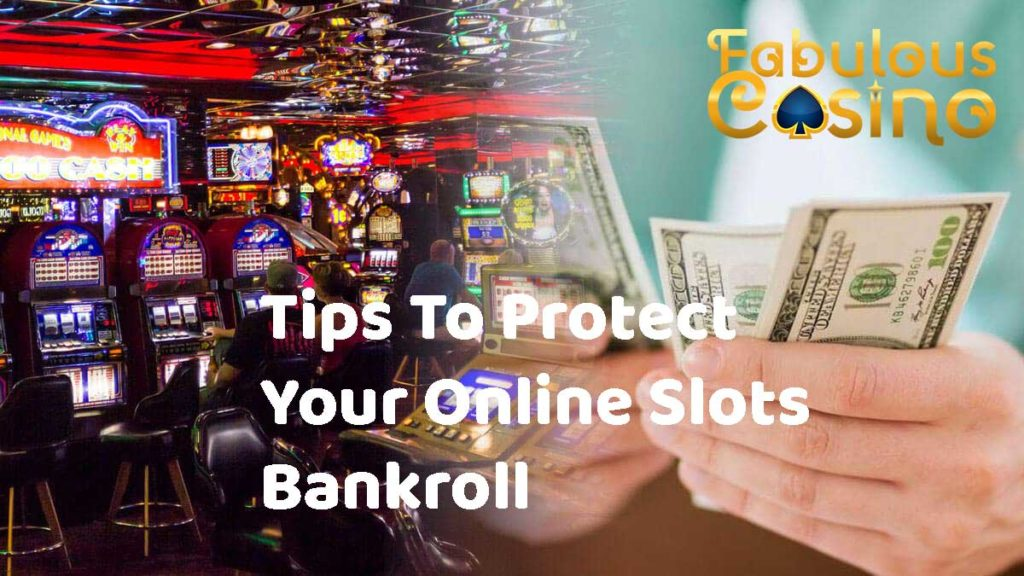 Tips to Help to Protect Your Online Slots