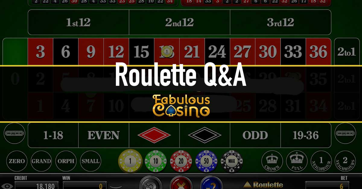 all about roulette