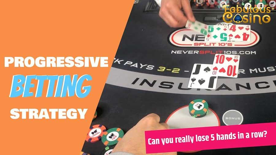 Progressive Betting