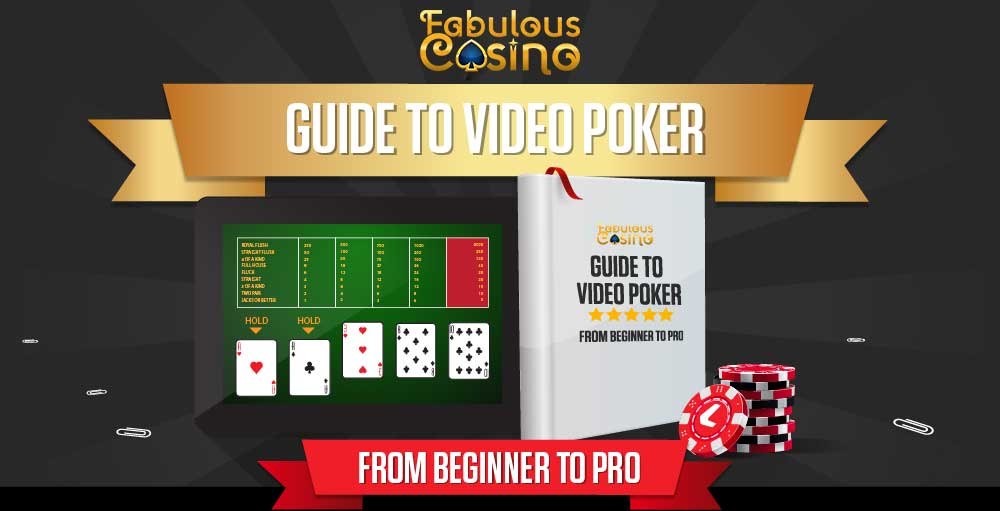 why you should play video poker