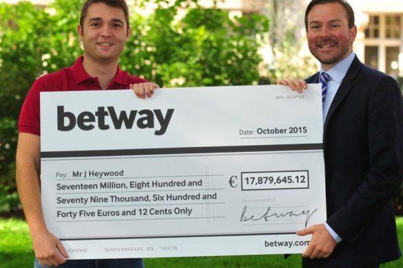 Heywood big casino winner