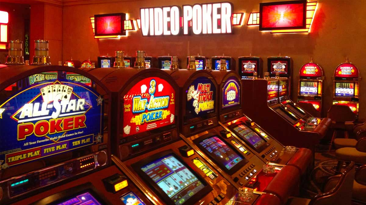 How to Get Started Playing Video Poker « #1 Guide Fabulous Casino