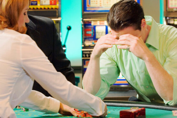 Baccarat Mistakes