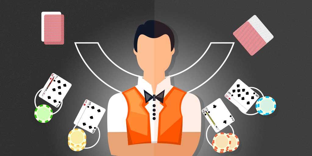 apuestas laterales en el blackjack
